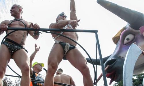 Главный гей России встал в позу из-за скандала с парадом