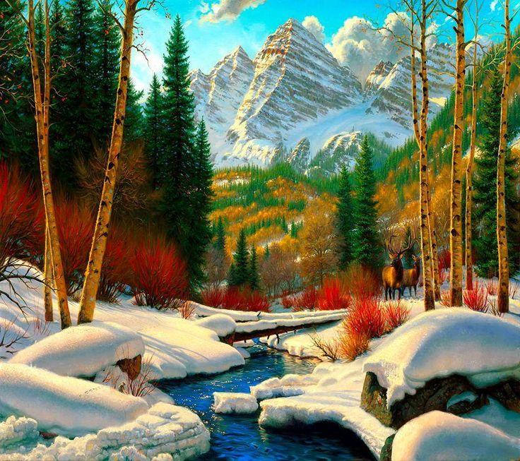 Краски нашего мира: невероятно красивые фотографии природы