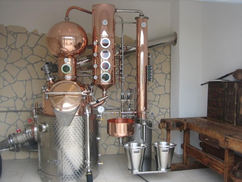 Домашний мини спирт-завод. Изготовление этилового 26