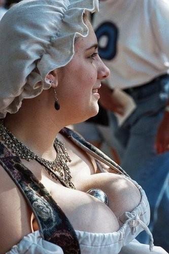 Cамые пышногрудые женщины Европы