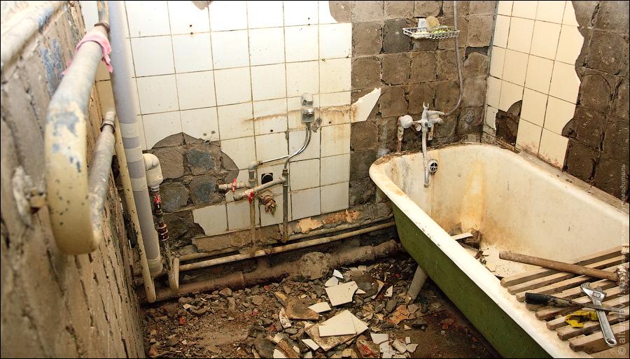 Делаю ремонт ванной своими руками фото