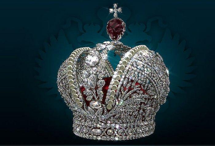 Большая императорская корона - мечта самозванцев