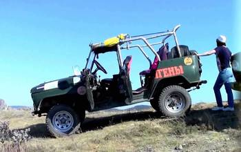 Туристические джипы в Крыму - сфера смертельных платных услуг