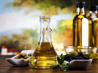 Оливковое масло + лимон и пе…