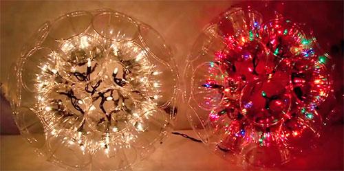 Совершенно новая уникальная поделка на Новый год