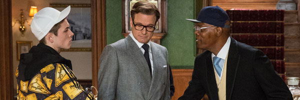New KINGSMAN: THE SECRET SERVICE Trailer Lets Colin Firth Teach Manners and Kick Ass