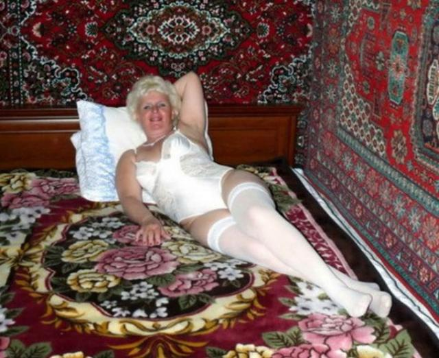 Фото частное голых бабушек