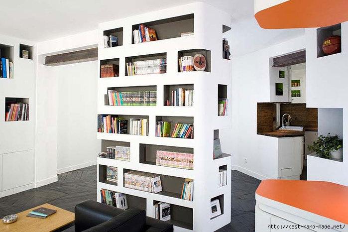 Minimalist-Apartment-Design-Smart-Bookcase-Interior-Design (700x466, 183Kb)