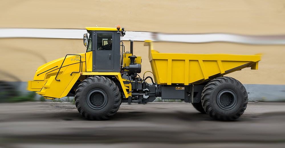 Apple строит трактора