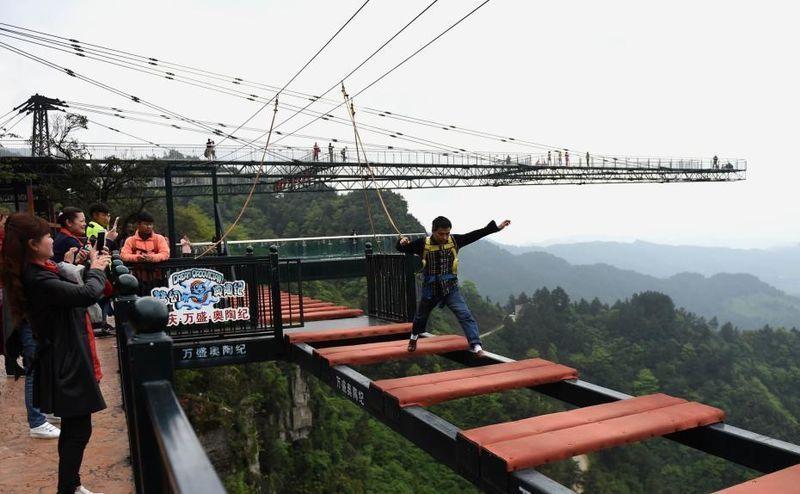 мост в Китае