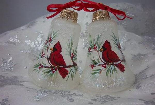 Новогодние колокольчики
