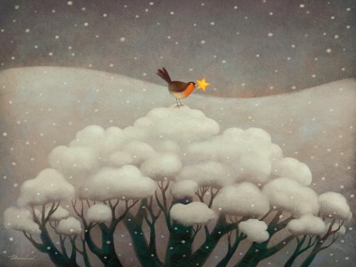 Рождественское чудо. Автор: Paolo Domeniconi.