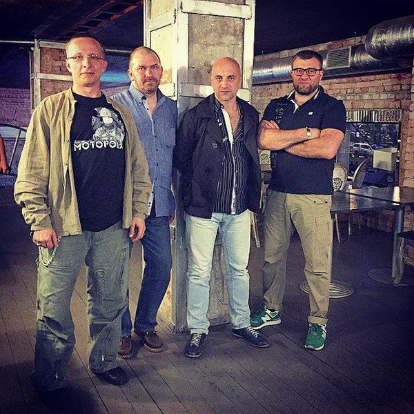 Михаил Пореченков и Иван Охлобыстин запускают свой телеканал