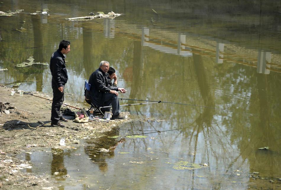 pollution015 Загрязнение окружающей среды в Китае