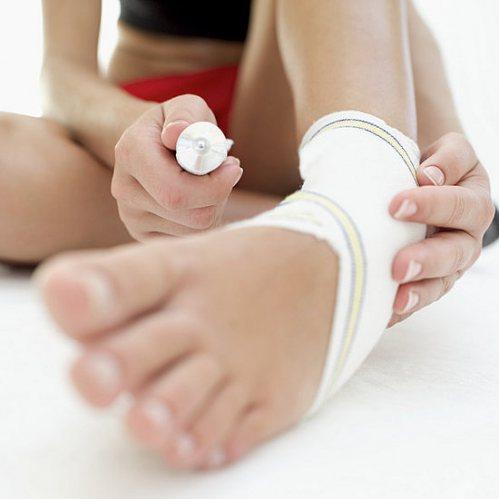 Вросший ноготь методика лечения