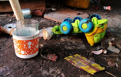 На Урале автомобилисты обнаружили голодных малышей на трассе