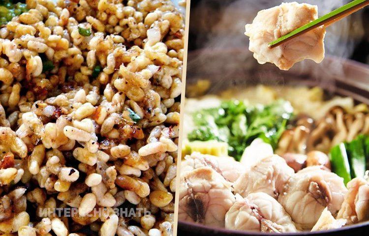 Смертельное пиршество: Самые опасные деликатесы в мире