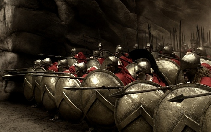Спартанцы: воины и аскеты