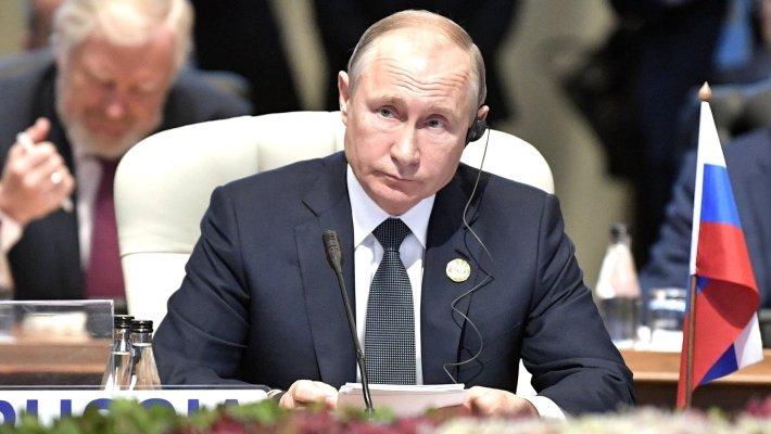Соловьев: Путин на саммите БРИКС предвидел долларовое давление США