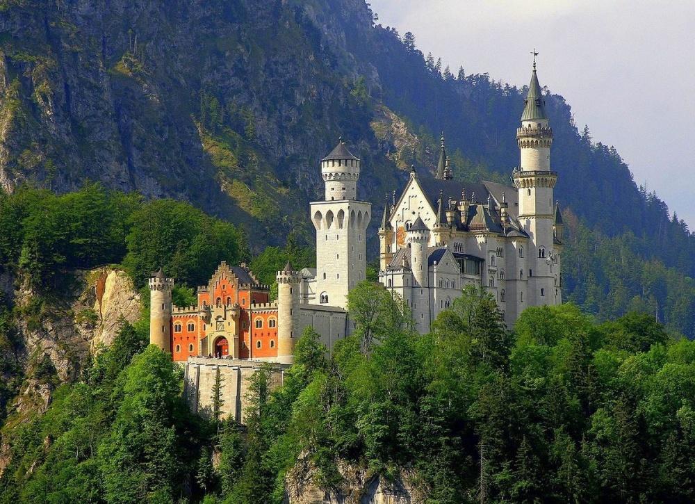 Самый красивый замок, который кто-либо когда-либо видел