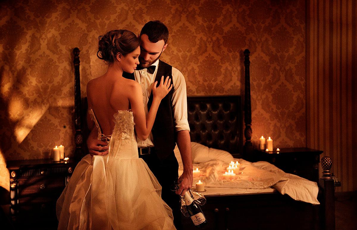Казусы брачной ночи