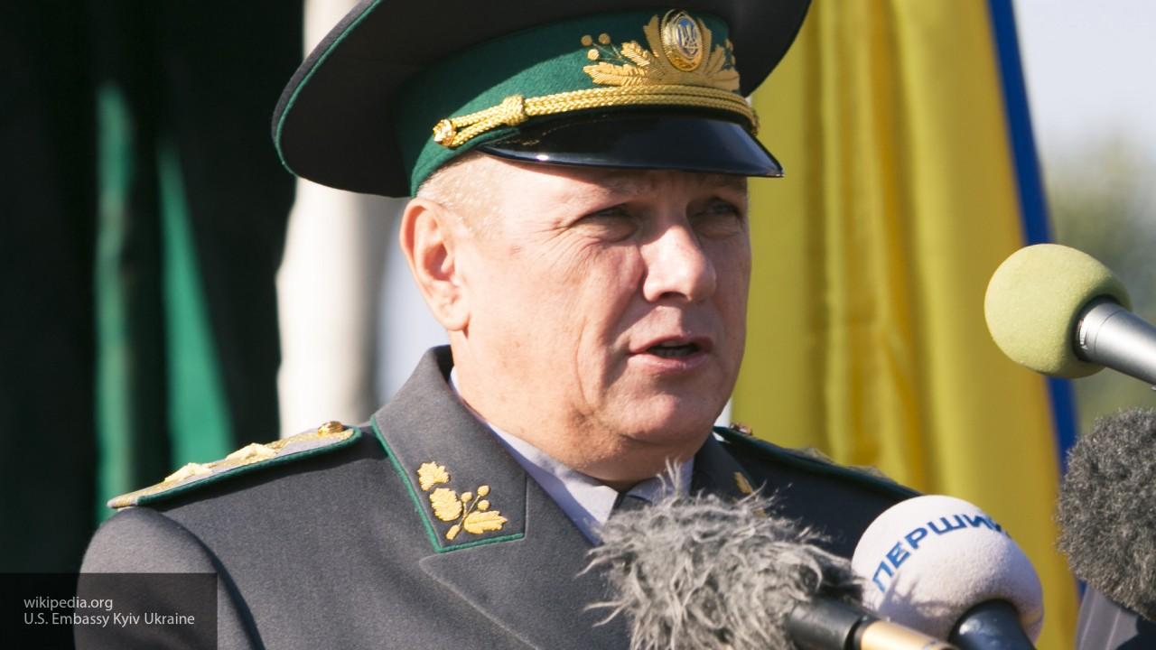 Порошенко уволил упавшего в обморок перед Лукашенко главу Госпогранслужбы