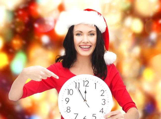 Успеть до Нового года: пошаговый план