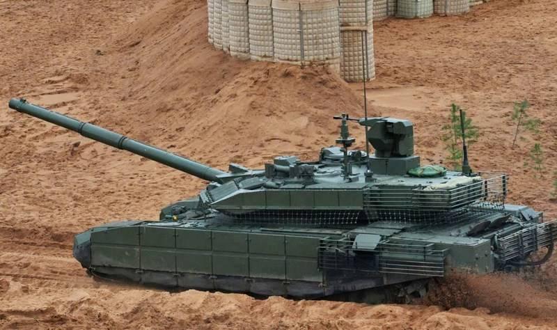 СМИ: Российская армия получит новый танк Т-90М в этом году