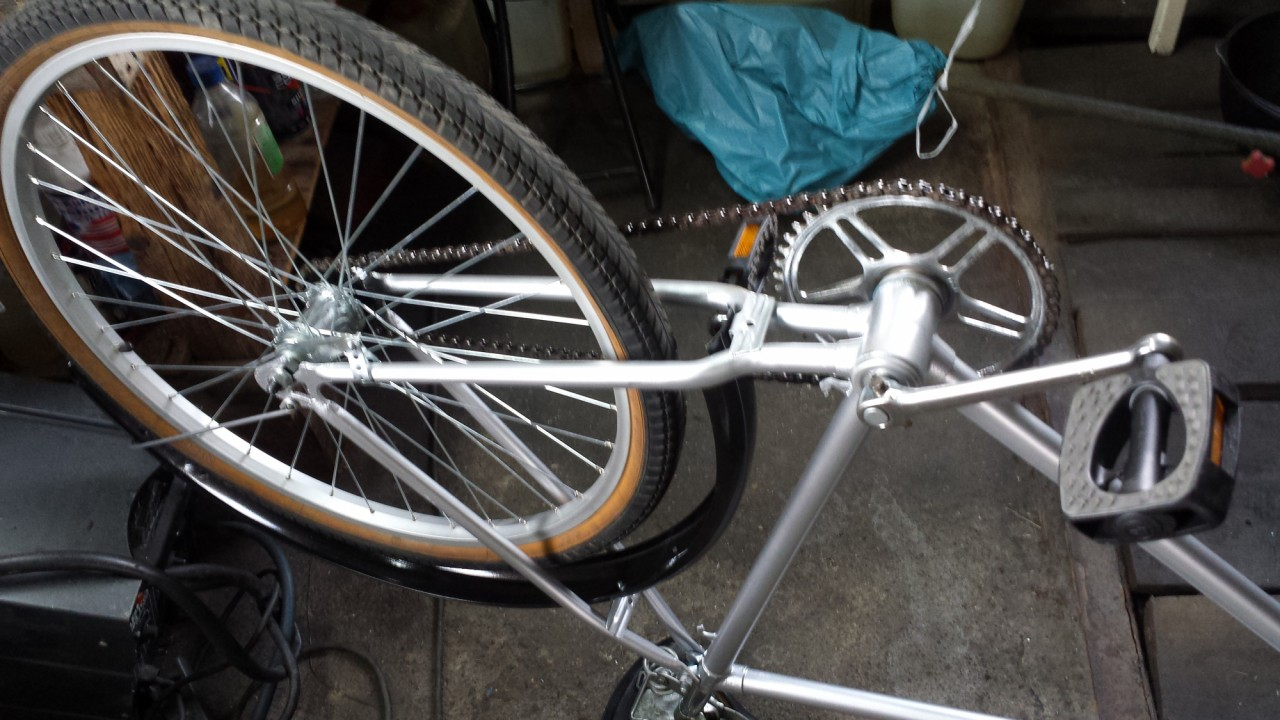 Как сделать быстрый велосипед своими руками