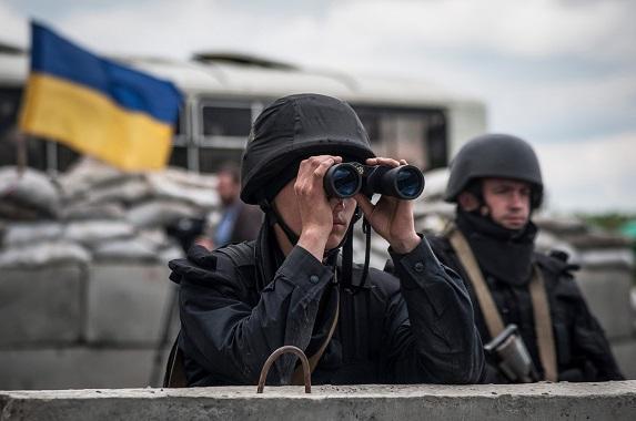 ЛНР: Офицер военной полиции ВСУ продал данные оличном составе штаба АТО