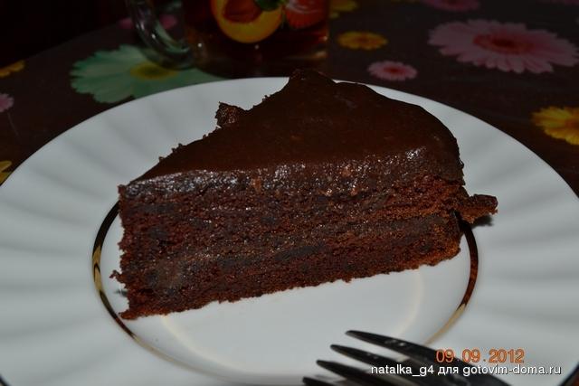торт негр рецепт и фото