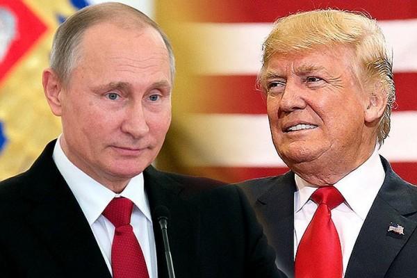 Что Путин пожелал Трампу на …