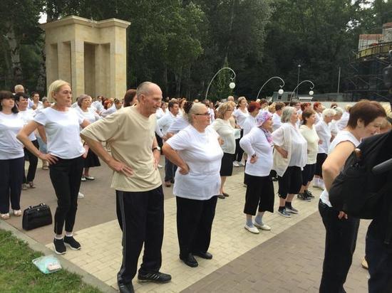 Росстат сообщил о росте числа долгожителей в России