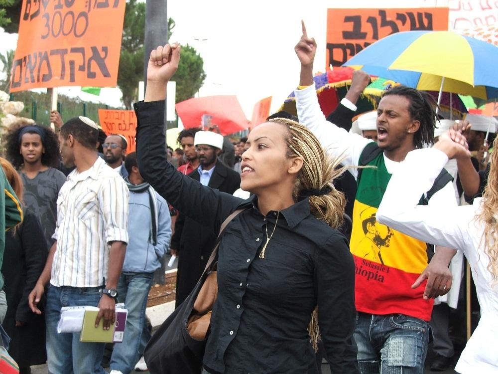 эфиопские евреи (фелаши) фото