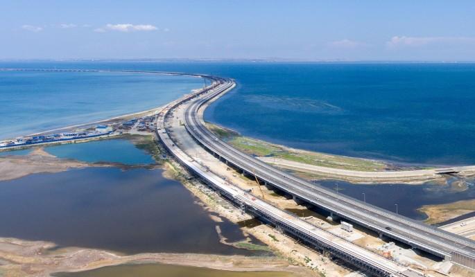 Крымский мост до смерти напу…