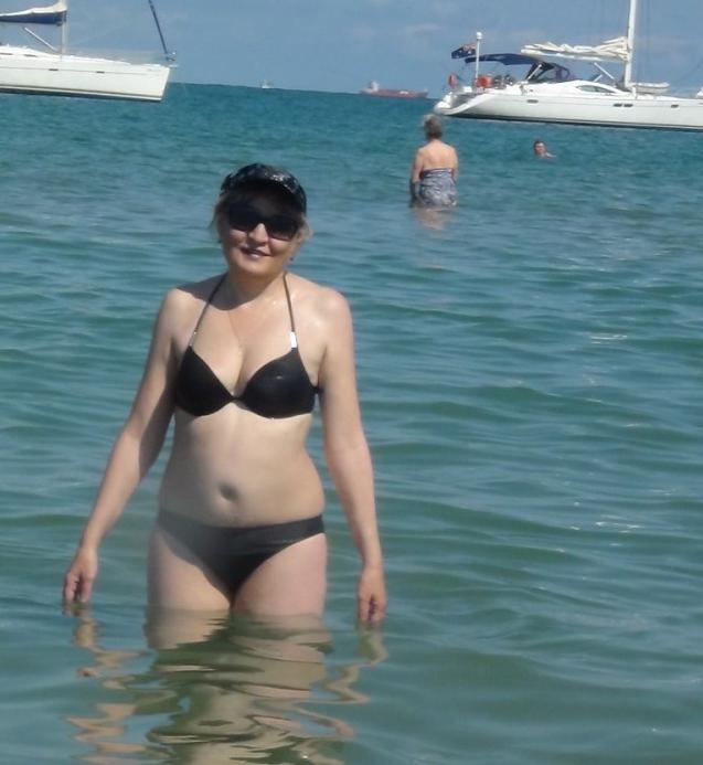 Дамы 40+ из соцсетей девушки, женщины, купальник, море, социальная сеть