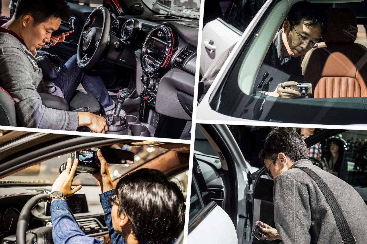 Как китайцы копируют автомобили