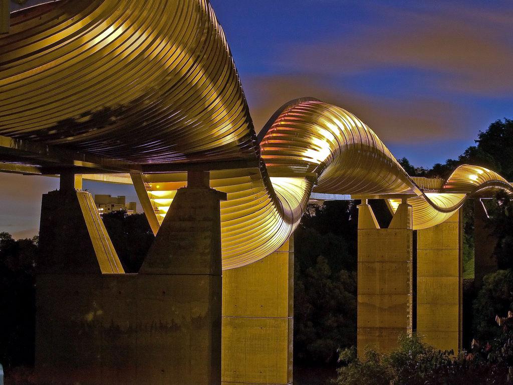 6230 «Золотые ворота» и еще 8 потрясающих мостов для пеших прогулок