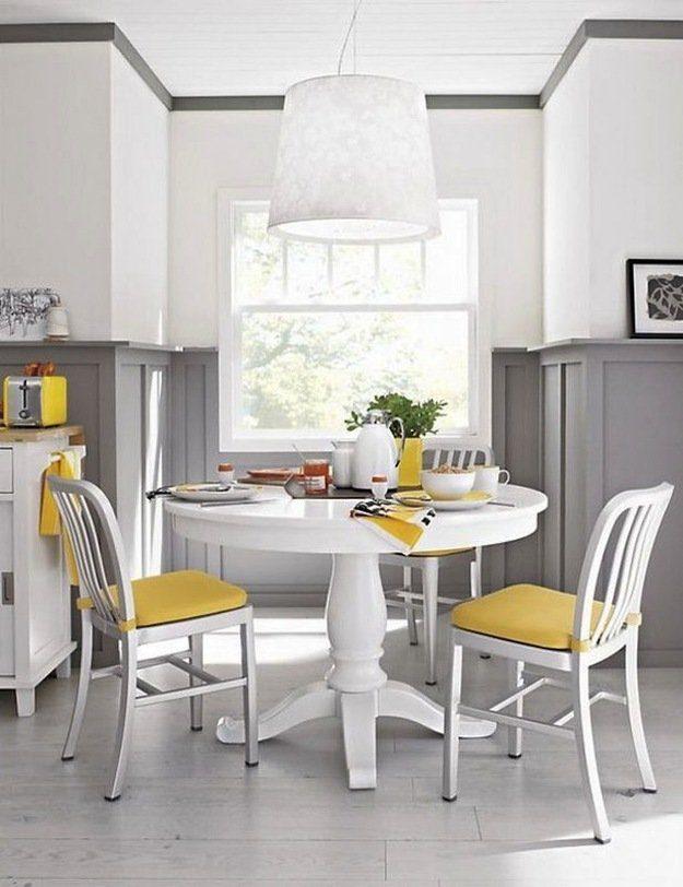 Столы на кухне фото в интерьере