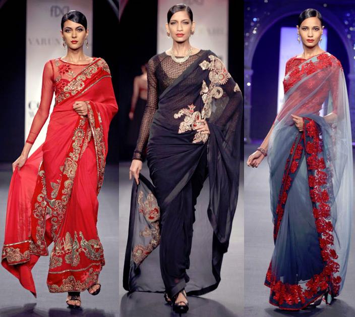 Мода Одежды Индии