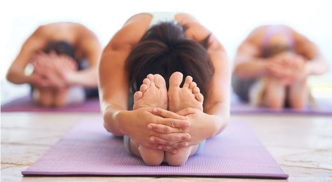 5 упражнений, чтобы растянуть... удовольствие