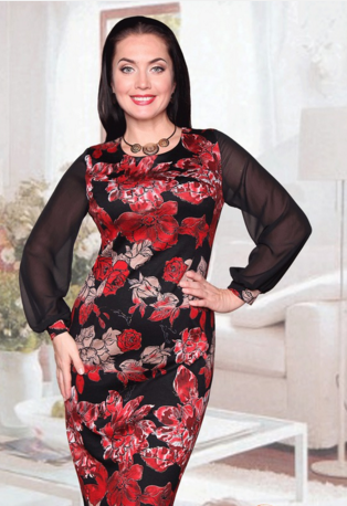 Встречайте Новый год в новом платье!