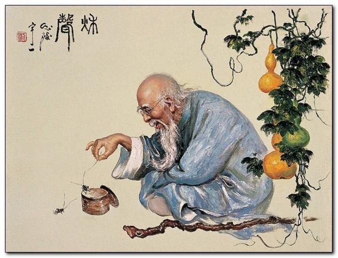 Китайские народные пословицы и поговорки
