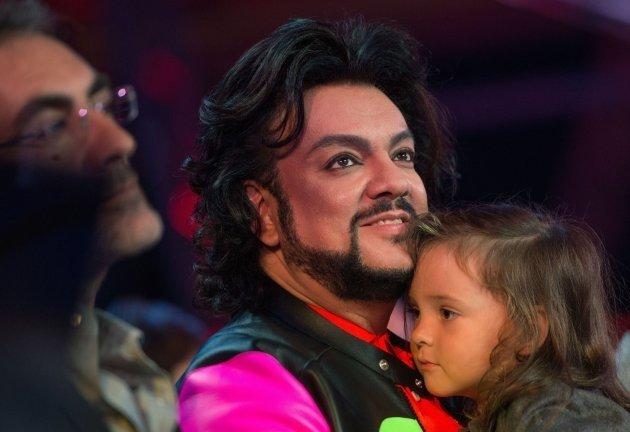 Филипп киркоров фото личное и с детьми