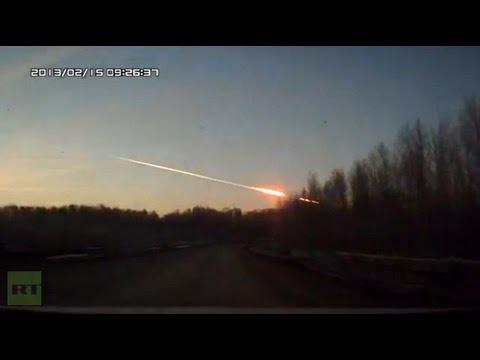 Челябинский метеорит стал самым популярным видео в 2013 году