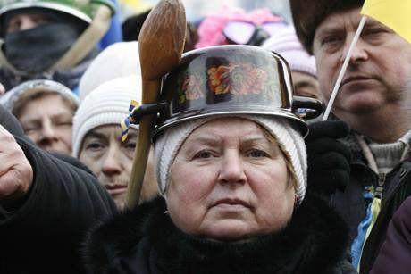 Немного о «борьбе за Украину»