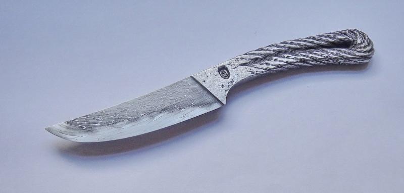 Как выковать нож фото