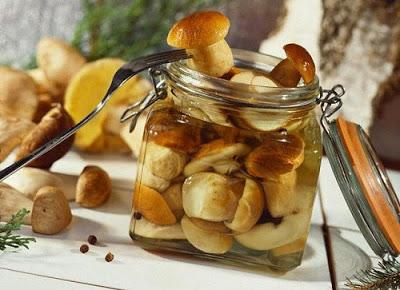 11 заготовок грибов на зиму