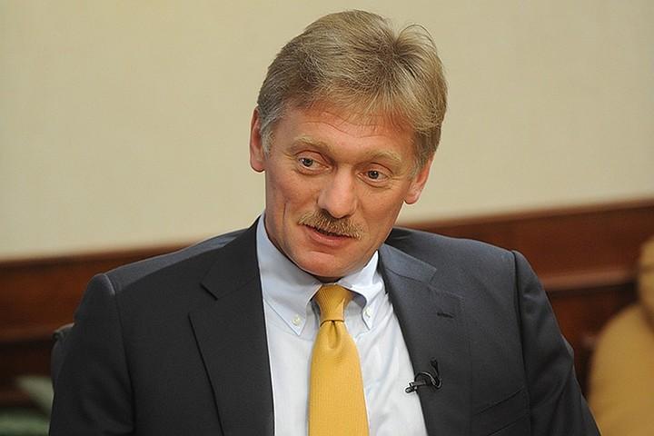Кремль обратил внимание на то, что в Париже не было зачитано письмо русского солдата