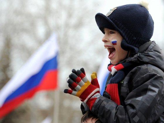 ВЦИОМ: Народ не хочет революции, у него Новый Год